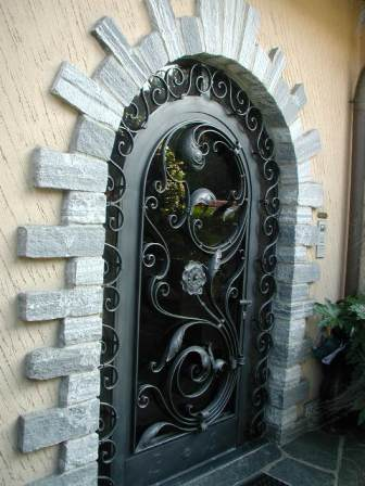 Doering galleria - Cancello porta ingresso ...